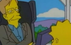 Stephen Hawking Best Simpsons Quotes