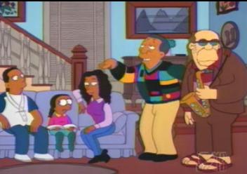 Simpsons Hippity Hop