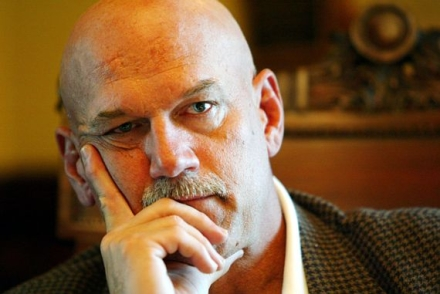 Jesse Ventura Thinking During Interview