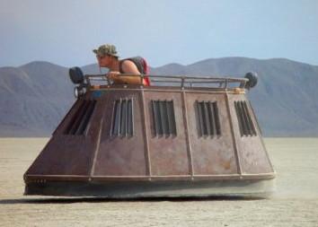 Badonkadonk Land Tank