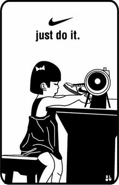 Just Do It - Nike Child Labor