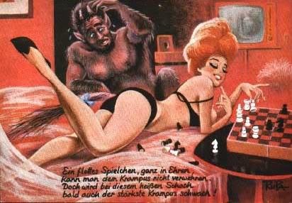 Anti-Santa Claus is also a sexual deviant