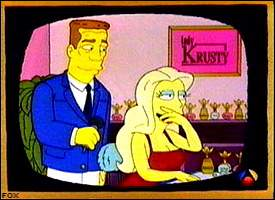 Johnny Unitas Simpsons Quotes
