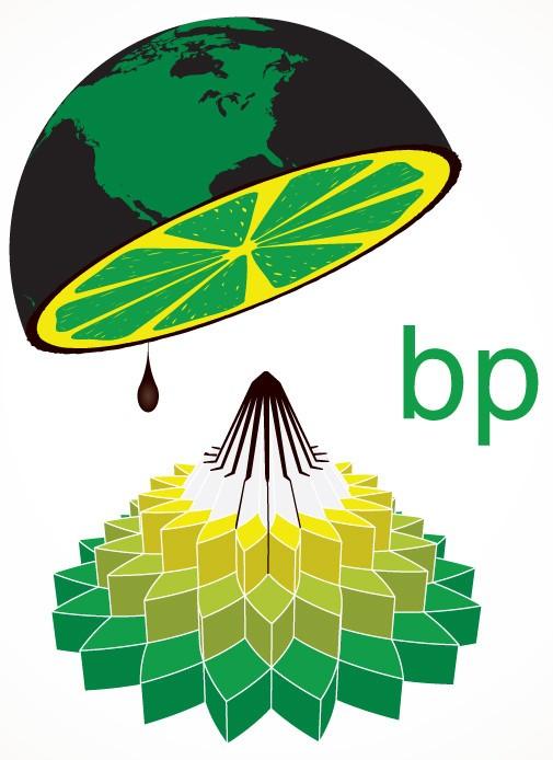 BP 2010 Logo Redesign, Gulf Coast Style
