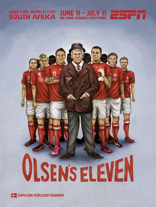 Denmarks FIFA World Cup ESPN AD
