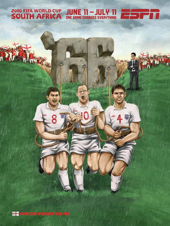England 1966 World Cup FIFA 2010