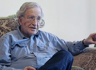 Noam Chomsky Interview On Israel and the US