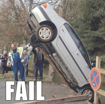 American Economy Fail