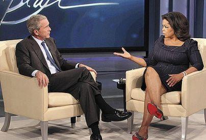 George Bush On Oprah