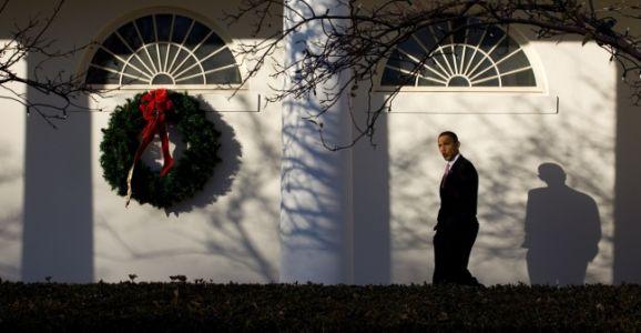 Being Barack Obama