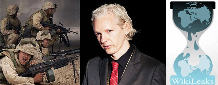 Julian Assange Is The Person of the Year