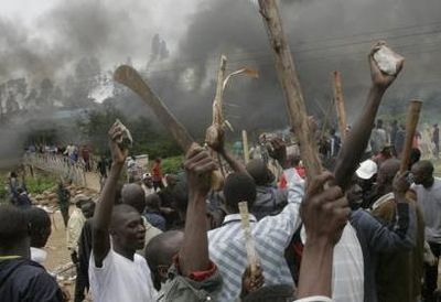 Kenya Violence and Riots After Election