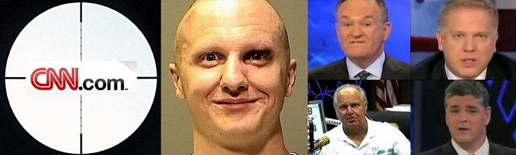 Jared Lee Loughner, The Media, And Right Wing Violence