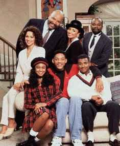 Full Cast of Fresh Prince of Bel Air Photo
