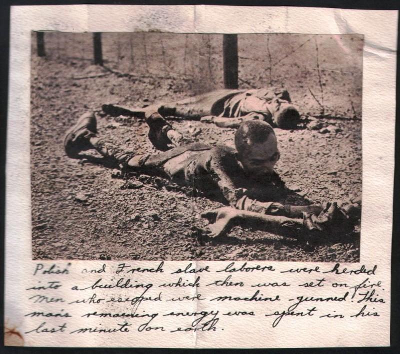 Powerful Holocaust Photograph