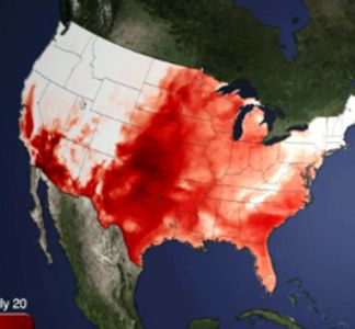 2011 United States Heat Wave