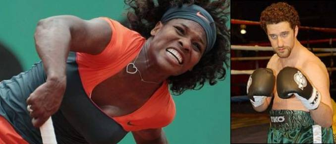 Could You Fight Off Serena Williams?