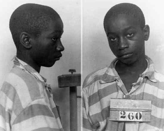 George Stinney Youngest Execution US