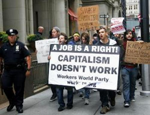 Unions Join Occupy Wall Street