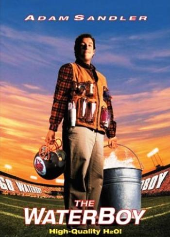 Waterboy Movie Poster