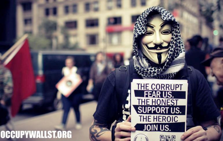 A Slogan For Occupy Wall Street Picture