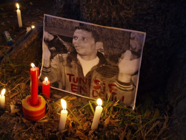 2011 Person of the Year Mohamed Bouazizi
