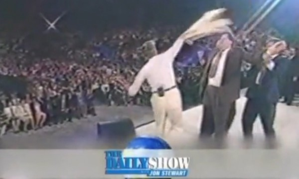 Televangelist Hits Man and Saves His Soul