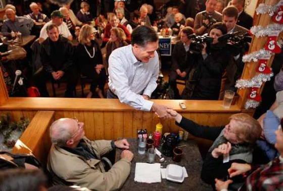 Romney Diner