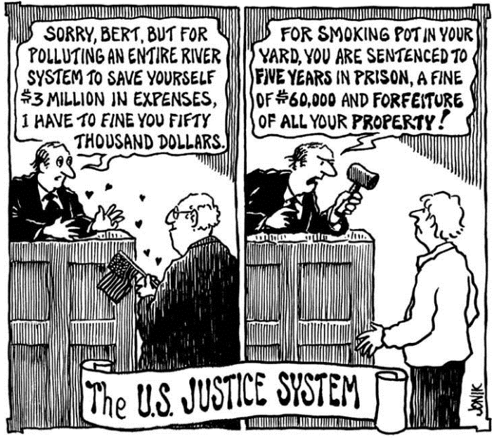 US Justice System