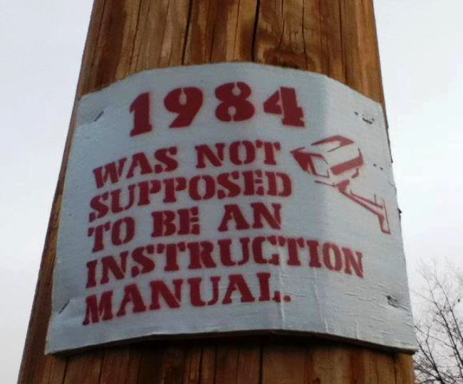 1984 Instruction Manual
