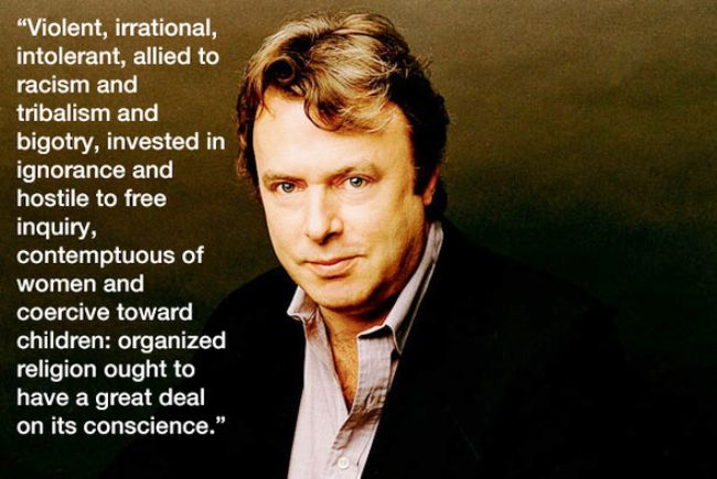 Christopher Hitchens Religion