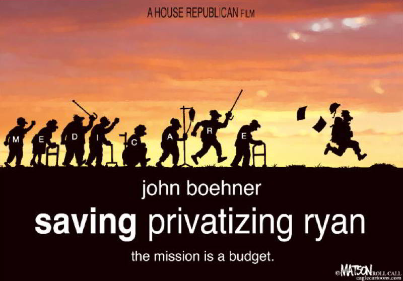 Privatizing Ryan