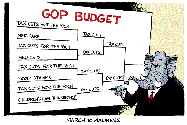 GOP Tax Cut Bracket