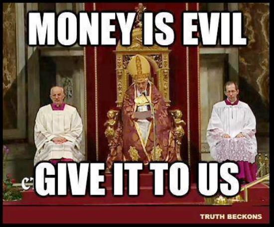 Hypocrisy Catholic Church