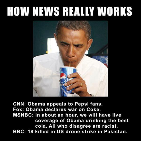 How American Media Works