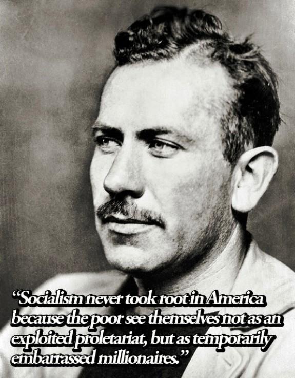 Steinbeck Socialism America