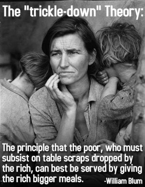 Trickle Down Truth