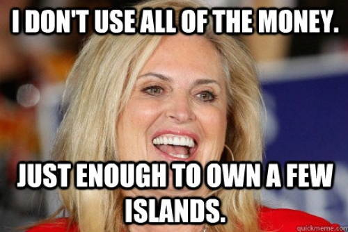 Ann Romney On Spending