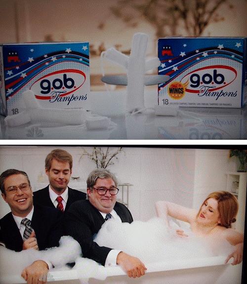 GOP-Tampon