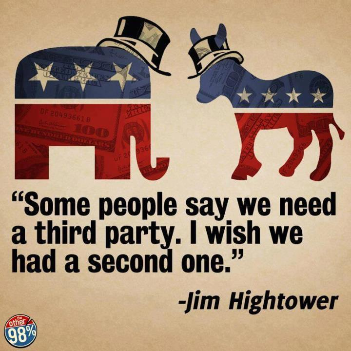 What About A Second Party?