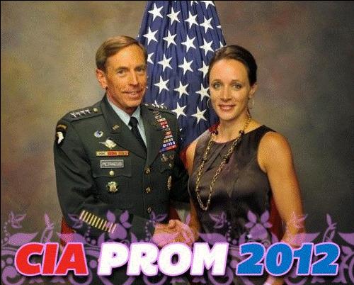 Petraeus Meme CIA Prom