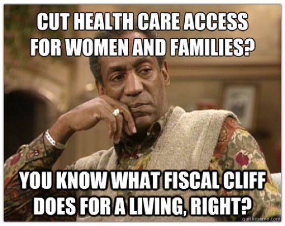 Fiscal Cliff Healthcare