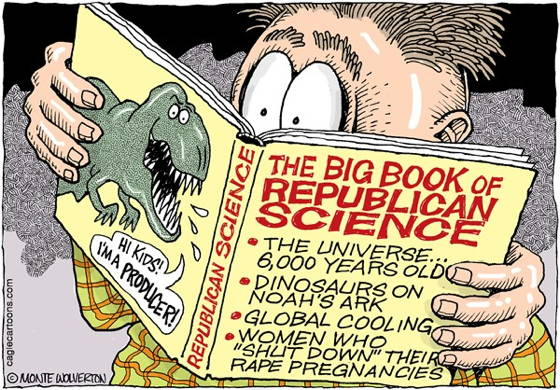 GOP Book Of Science