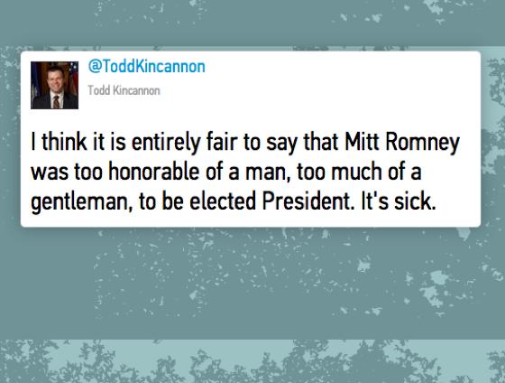 Gentleman Romney