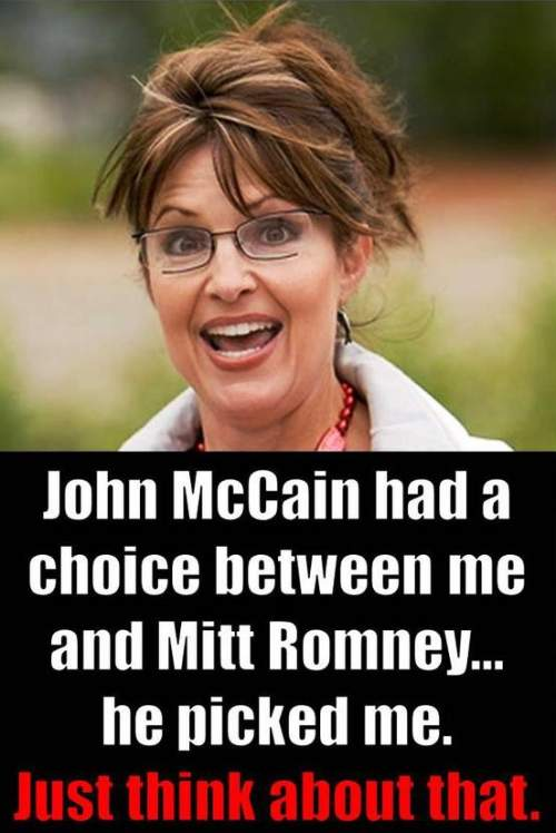 John Mccain Choice