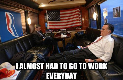 Mournful Mitt Romney Meme Work Everyday