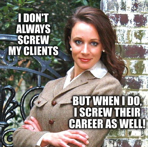 Petraeus Meme Screw Clients