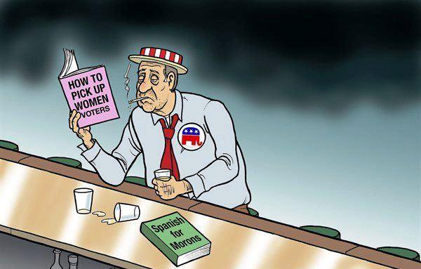 Post GOP Election Comic