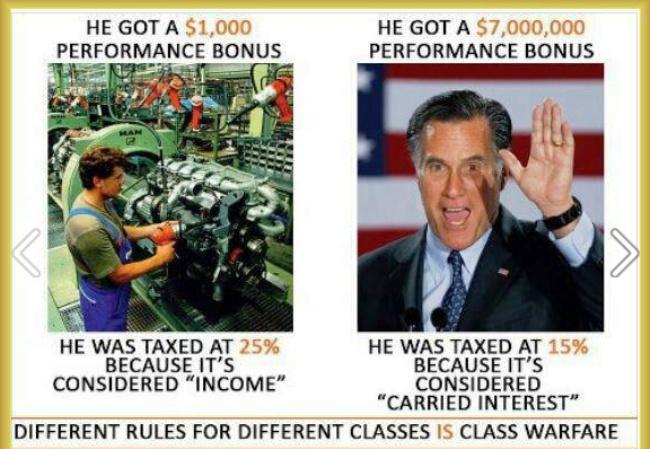 Real Class War