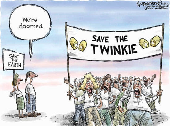 Save The Twinkie